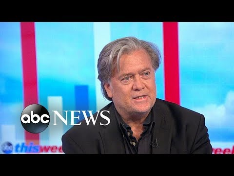 Former WH Chief Strategist Bannon says Trump has never lied: 'Not to my knowledge'