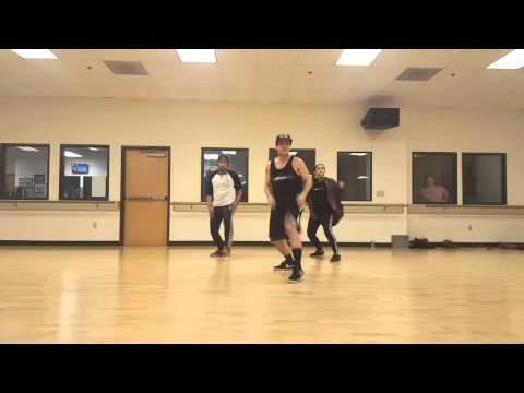 Ryan mckee - hideaway choreography