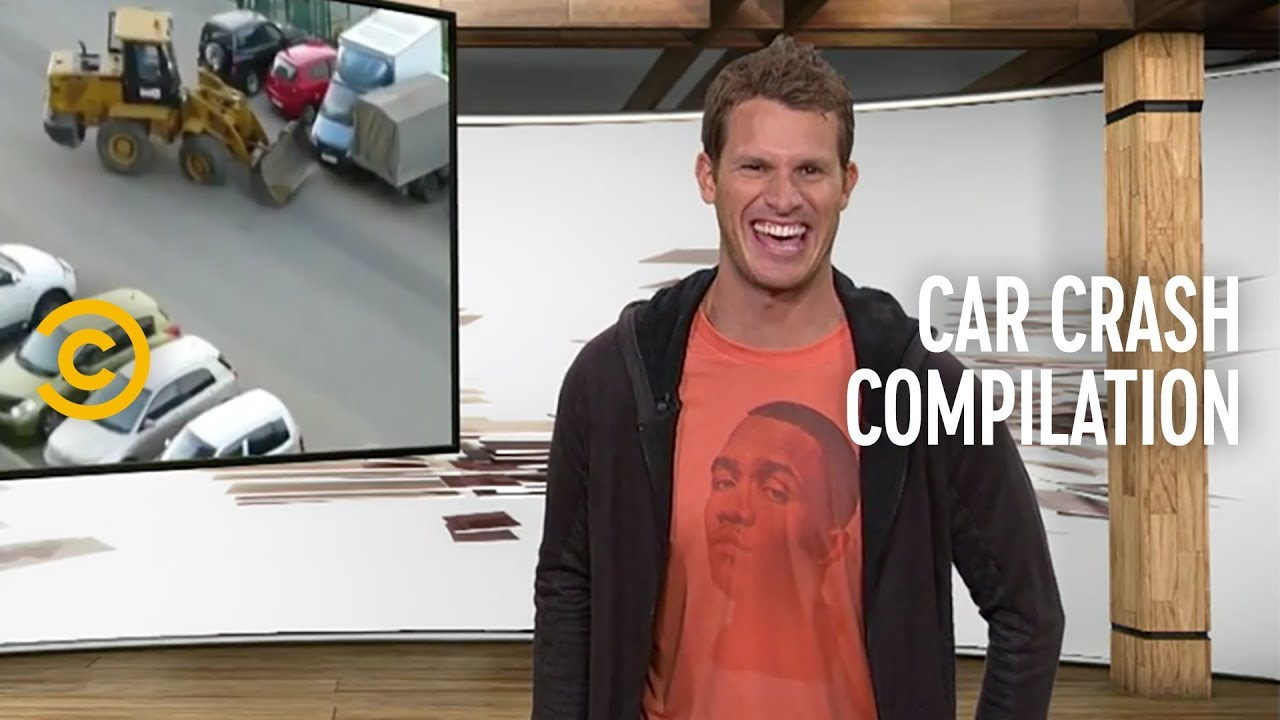 Car Crash Compilation - Tosh.0