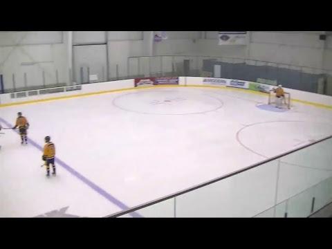 U 16 Jimmy Johns Black vs. U16 Pittsburgh Predators Gold ...