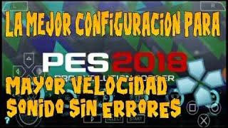 Video COMO CONFIGURAR EL EMULADOR PPSSPP PARA PES download MP3, 3GP, MP4, WEBM, AVI, FLV Agustus 2018