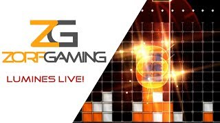 Lumines Live! | Xbox 360 Backwards Compatible | Zorf Gaming