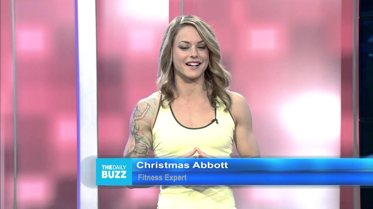 Crossfit Expert and Author, Christmas Abbott, Pays a Visit - YouTube