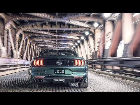 Ford  Mustang Bullitt - Top Speed and Sound,Engine,performance,Price...