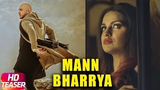 Teaser | Mann Bharrya | B Praak | Jaani | Himanshi Khurana | Speed Records