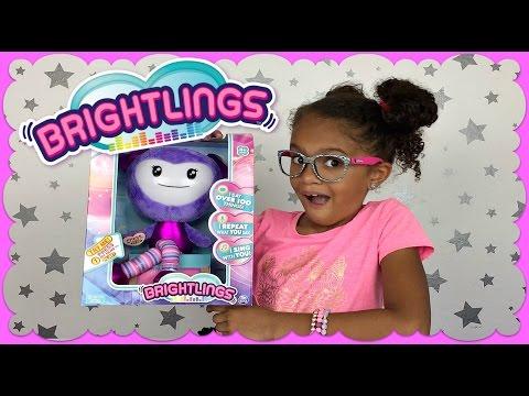 BRIGHTLINGS Interactive Doll