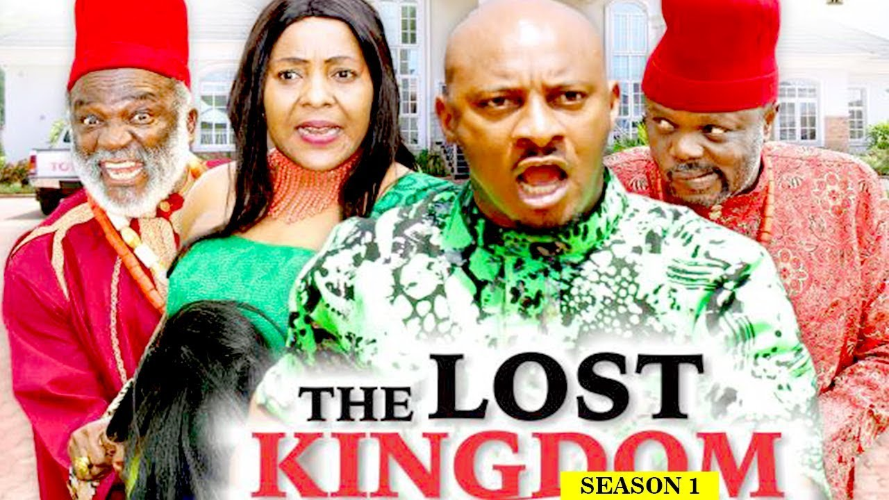 Download THE LOST KINGDOM 1 - 2018 LATEST NIGERIAN NOLLYWOOD MOVIES || TRENDING NOLLYWOOD MOVIES
