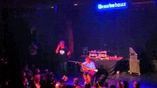 Aesop Rock and Kimya Dawson- untitled live