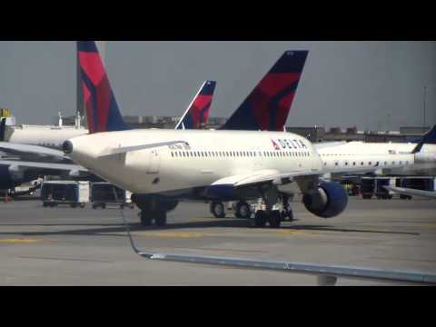 HD Salt Lake City Airport Rush Hour Spotting! Mainline, Domestic carriers