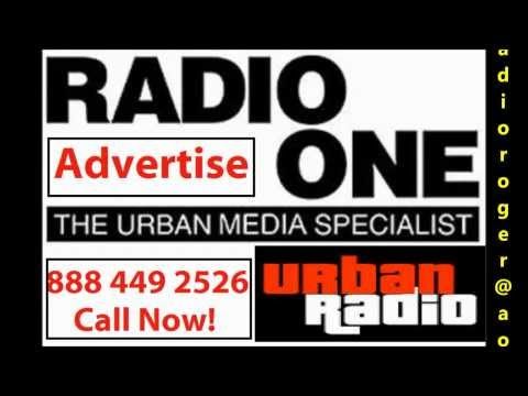 radio 1 are the best urban radio stations to advertise on