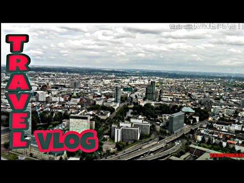 TRAVEL VLOG: Düsseldorf - два дня в большом городе