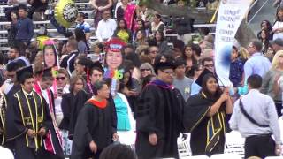 CSULB College of Engineering Commencement 2016