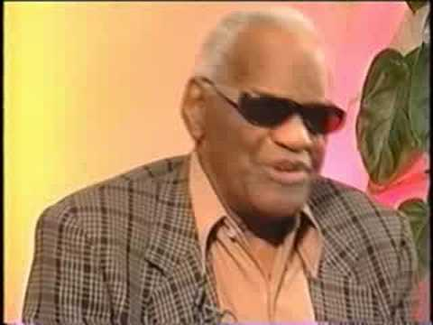 Ray Charles Interview Part 1-The Ed Bernstein Show