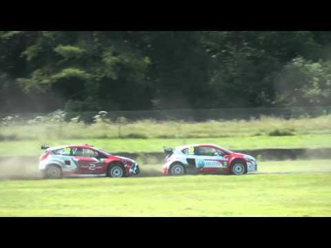 British Rallycross Championship Round 6 Pembrey - Albatec Racing
