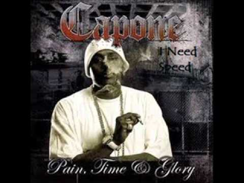 Capone  I Need Speed