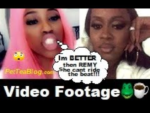 Bri says Remy ma Can't RAP nor Ride the D!🍆 Claims she Blackballed her ☕👀