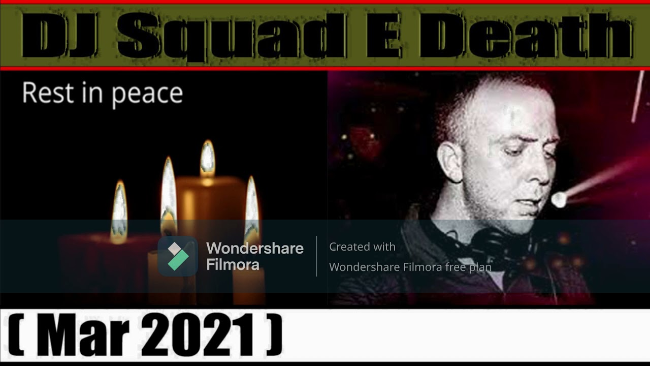 Squad e Tribute Mixed By Ben Journiee
