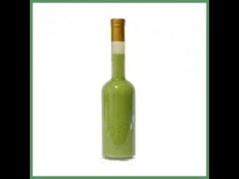 Liquore Cremoso Al Pistacchio Youtube
