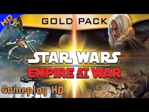 Star Wars: Empire at War - Gold Pack torrent download for PC