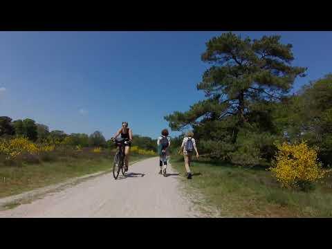 Cycling Anna's Berg
