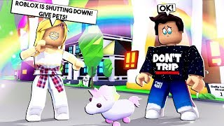 V2movie How To Get A Free Neon Unicorn Pet In Roblox