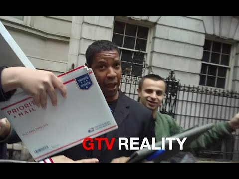 Denzel Washington on GTV Reality