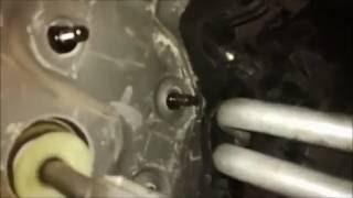 Замена радиатора печки и трубок на Рено Сценик