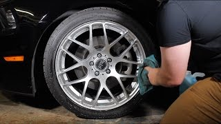 How to Clean Wheels and Tires - Meguiars Tire Gel