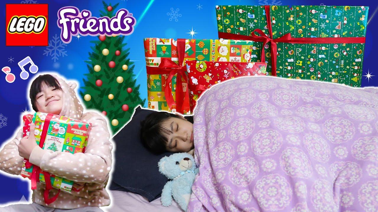 今年のクリスマスプレゼントもレゴフレンズだ〜 ♪ ジャングルレスキュー基地