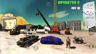 L A crime stories lets play mad city android game play