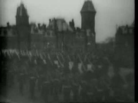 Canadian visit 1939