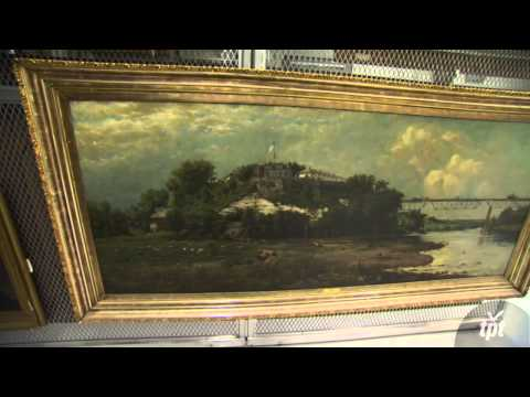 Minnesota Historical Society Paintings