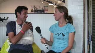 Kilian Jornet, 2017 Hardrock 100 Champ, Interview