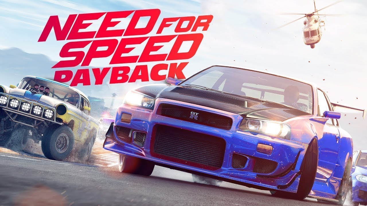 Need for Speed™ Payback СУПЕР ЦЕНА!
