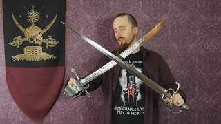 My Top 5 Swords for Aesthetic / Practical Reasons