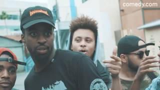 The Rap Battle | Landon Moss