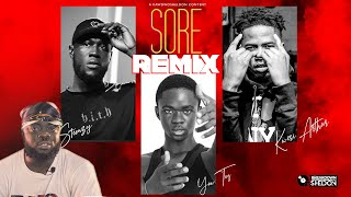 The Breakdown: Yaw Tog Ft Stormzy And Kwesi Arthur   Sore Remix