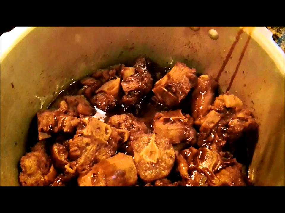 Worlds Best Oxtail In Wayne S Kitchen Short Vision Youtube
