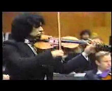 K. Szymanowski violin concerto no.1 Erasmo Capilla (part I)