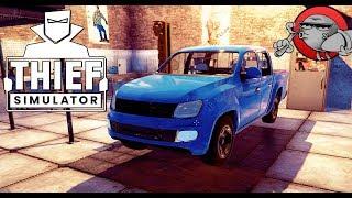 Thief Simulator #15 - КЛЮЧ ОТ МАШИНЫ