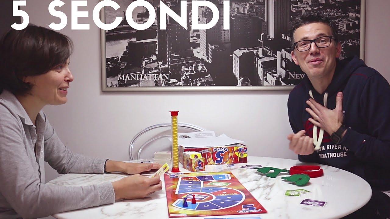 5 secondi gioco da tavolo grandi giochi gameplay youtube - Gioco da tavolo non t arrabbiare ...