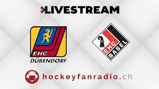 Halbfinal Spiel 5 - Ehc Dübendorf Vs Ehc Basel
