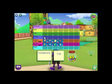 Toontown rewritten it 39 s impossible to train your gags doovi for Toontown fishing guide