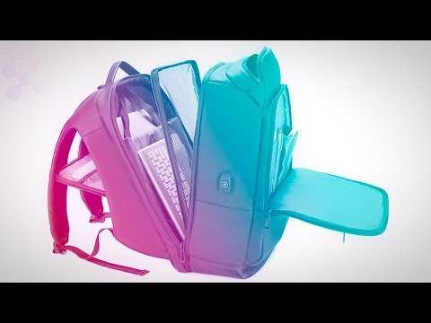 Top 5 Best AMAZING Travel Backpacks ◈ 2018 ◈ (UNDER $60) From NIGEER