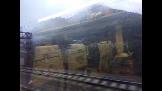 《車窓》土讃線 特急南風15号 阿波池田~大歩危