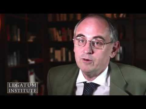 International Editor of The Economist, Edward Lucas, on Nations in Transition