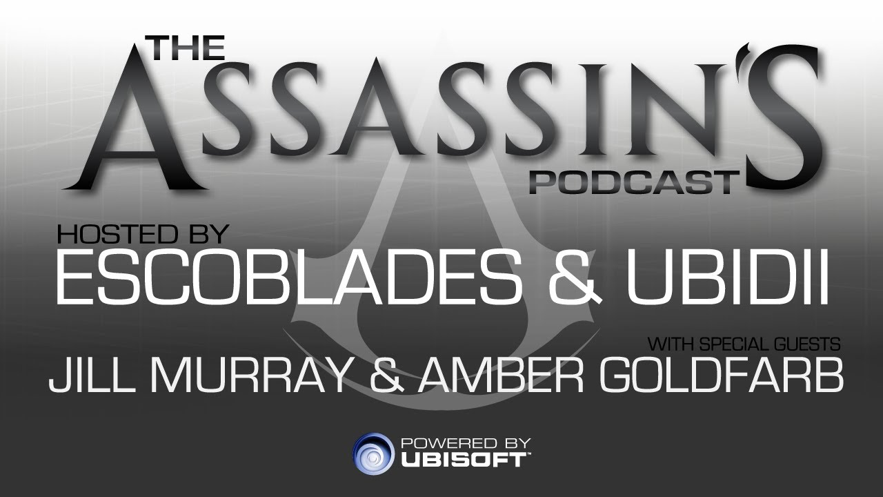 Amber Goldfarb the official assassin's podcast - lady liberty! (feat. amber goldfarb)