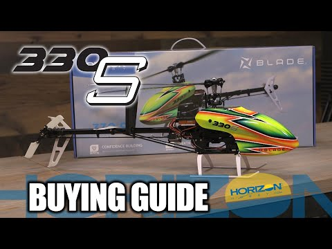 Buying Guide: Blade 330 S Intermediate RC Helicopter