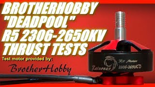 BROTHERHOBBY R5 2306-2650KV