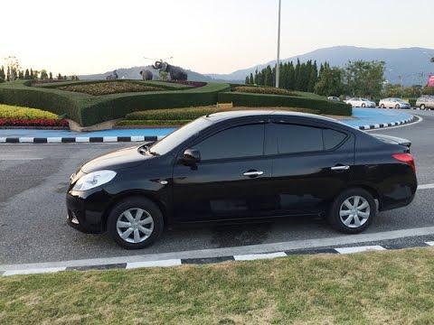 ลองขับทางไกล นิสสัน อัลเมร่า Nissan Almera Test Drive BKK-ChiangMai